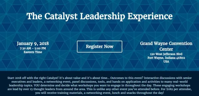 Catalyst Leadership Experience