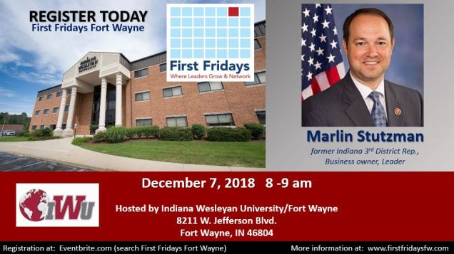 Dec 7 2018 Marlin Stutzman flyer