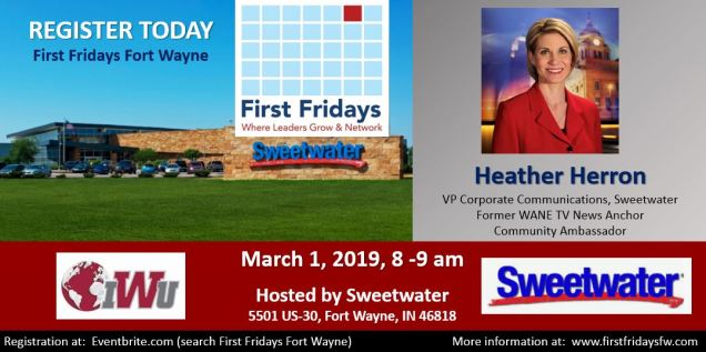March 1 2019 Heather Herron flyer