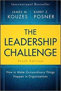 Leadership Challenge book