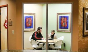 the niic small conference room