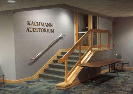 Kachmann entrance