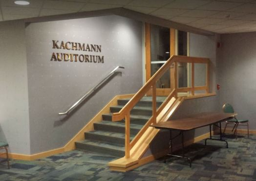 Kachmann entrance