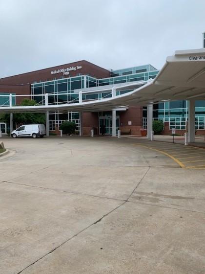 Lutheran south entrance